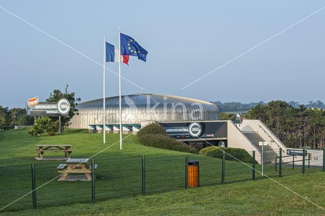 Cinéma circulaire Arromanches 360