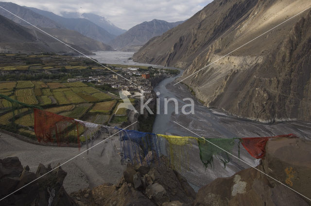 Kali Gandaki rivier