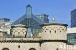 Fort Thüngen en Museé d Art Moderne Grand-Duc Jean / MUDAM / Museum voor Moderne Kunst Groothertog Jan